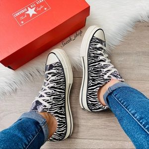 NWT Converse Space Animal Chuck 70 Women's Shoes